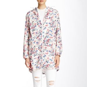French Connection Water Garden Raincoat